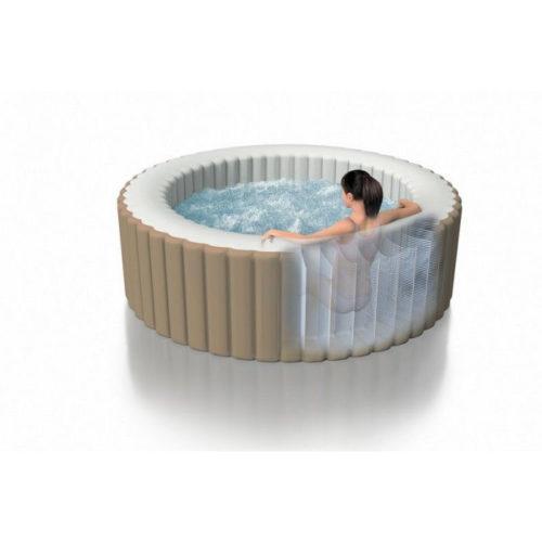 bubble spa technology