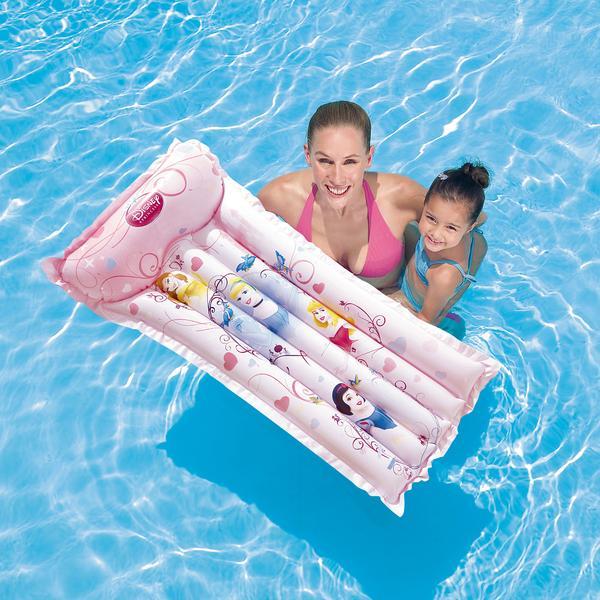 disney princess inflatable beach mat