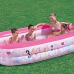 princess pool for kids