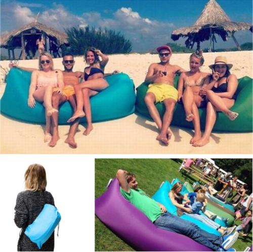 portable inflatable air sofa